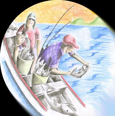 Projeto oferece novos conceitos para melhoria na pesca esportiva