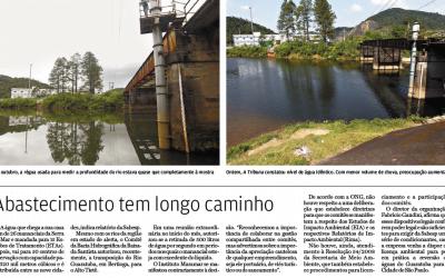 Sobre crise d'água em SP e reversão dos rios