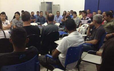 Oficina de capacitação reúne 70 pessoas em Bertioga