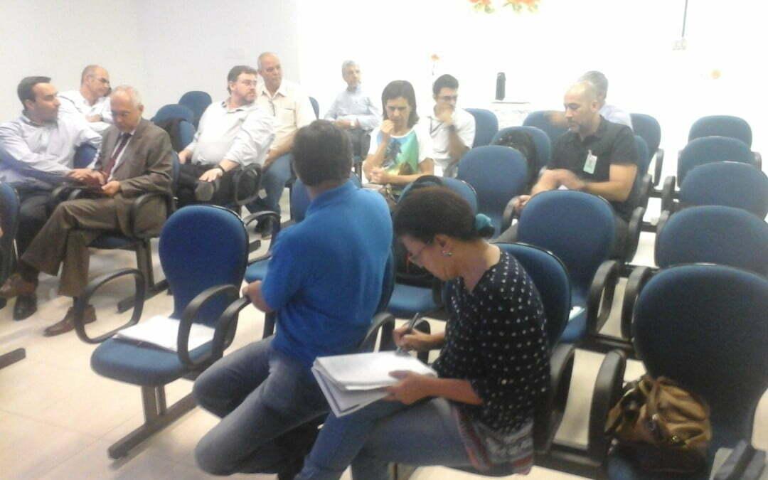 Comissão avalia licença de novo Terminal de Granéis de Santos