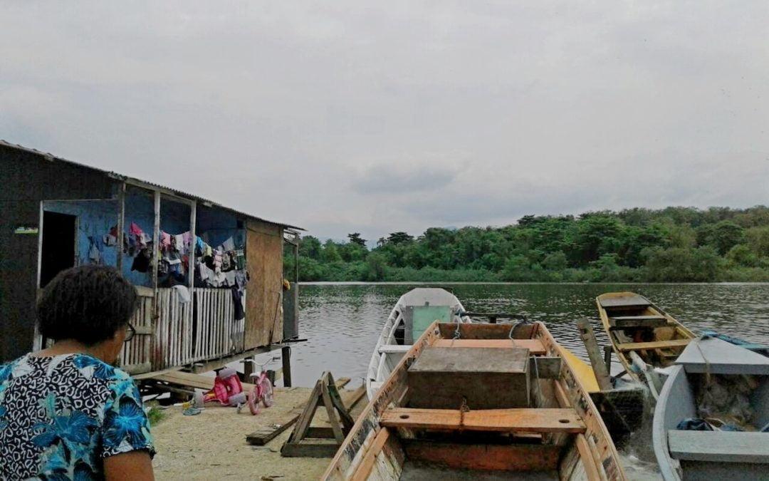 O acidente da Utracargo e a Pesca Artesanal