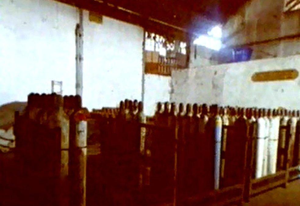 Os cilindros tóxicos e a necessidade de novas economias