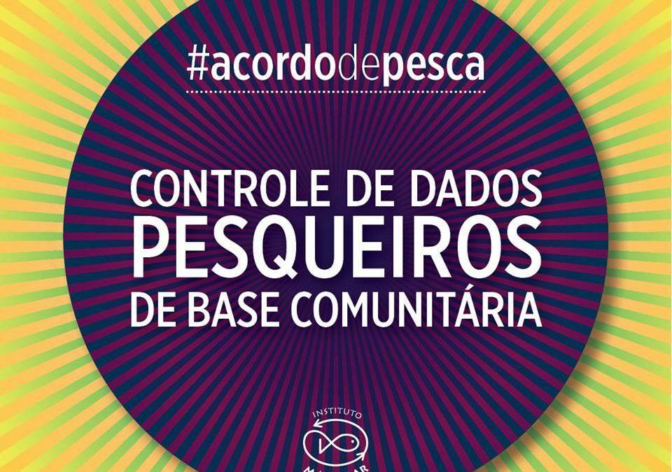 Controle de Dados Pesqueiros de Base Comunitária