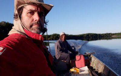 Oceanógrafo Fabricio Gandini é destaque no ECOA UOL.