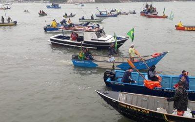 Pesca Artesanal Paulista Reivindica Direitos Territoriais